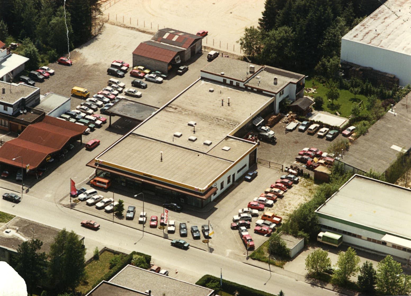Autohaus Günther neuer Standort