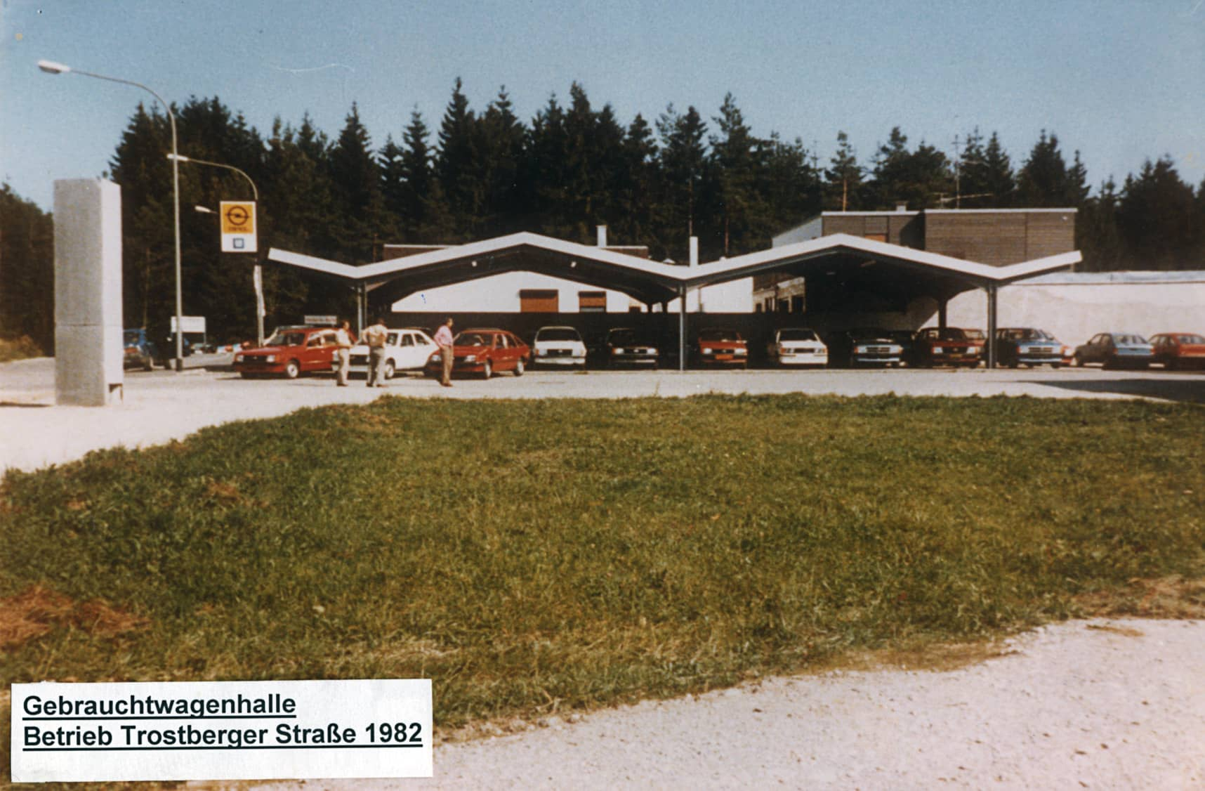 Opel Günther 1982